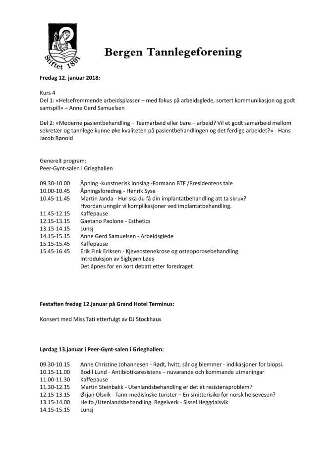 Saksdokumenter Generalforsamling i BTF 2018-06